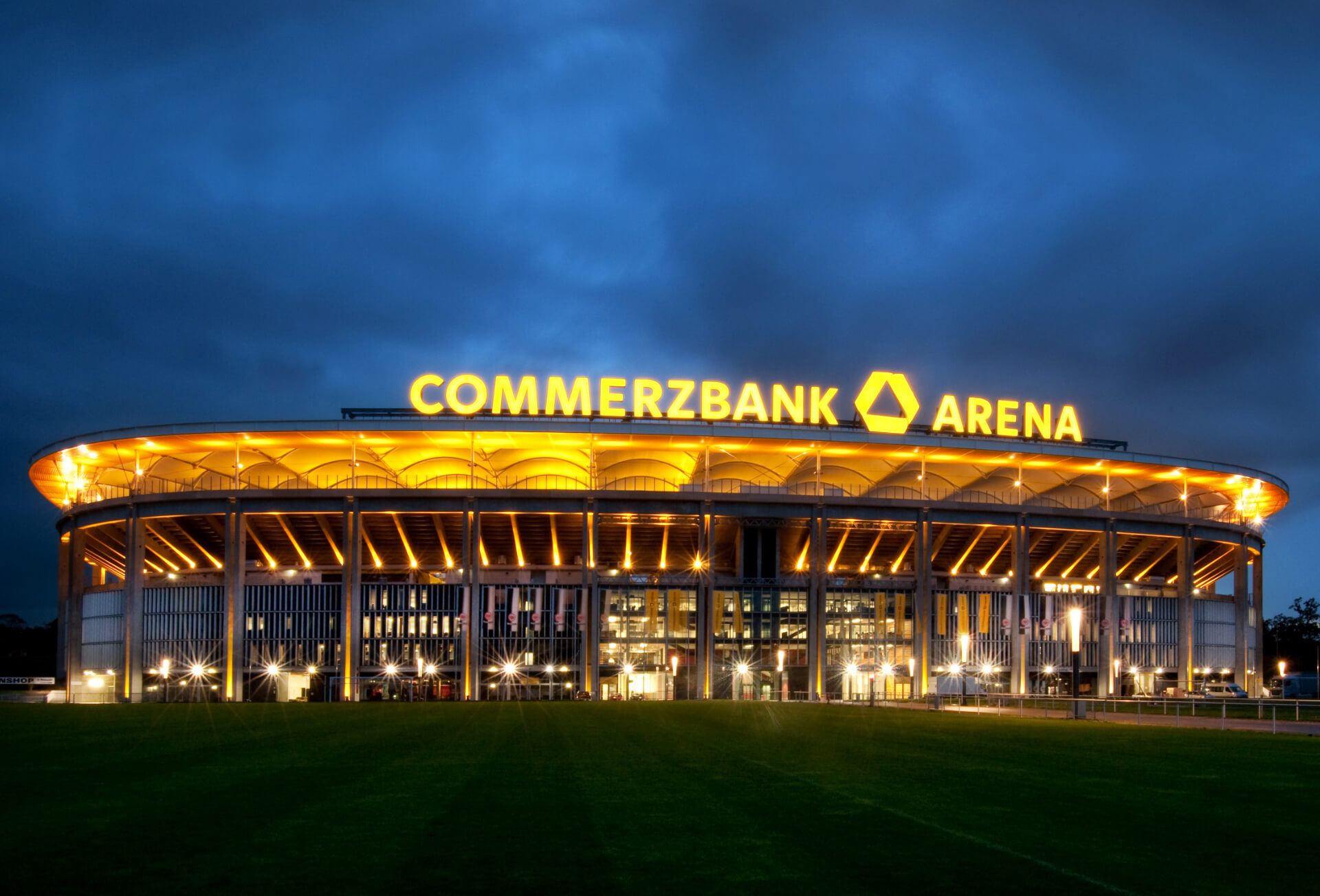 Hotel Nähe Commerzbank Arena Frankfurt